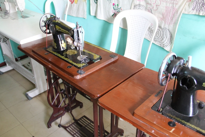 Nov 5 sewing machine