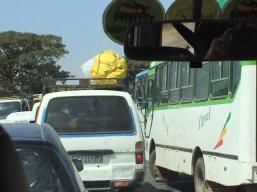 Nov 8 traffic jam